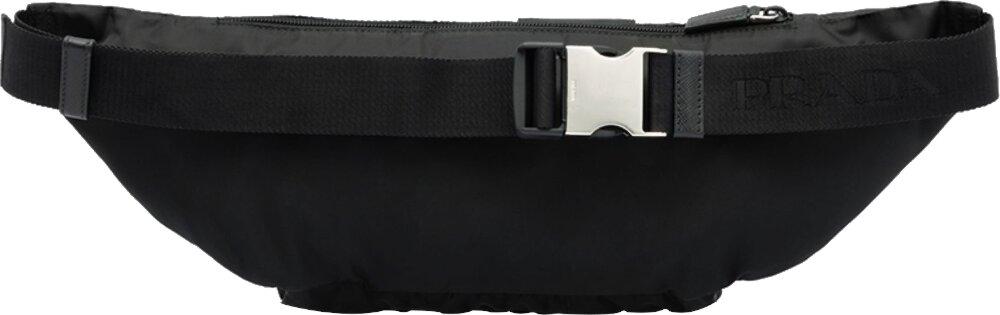 Prada Black Technical Belt Bag