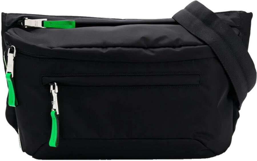 Prada Black Trio Belt Bag