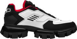 Prada Black White Cloudbust Thunder Sneakers