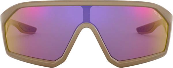 Prada Brown Mirrored Multi Sunglasses