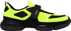 Prada Cloudbust Neon Yellow Sneakers