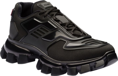 Prada Cloudbust Thunder Black Sneakers