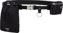Prada Fabric Belt Bag