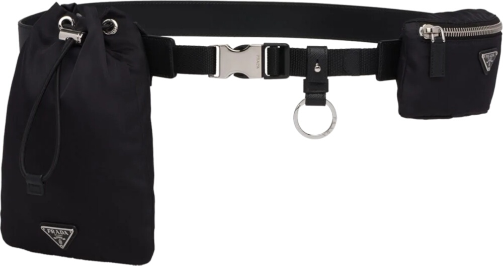 Prada Fabric Belt Bag