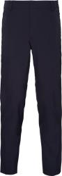 Prada Navy Blue Zip Cuff Pants