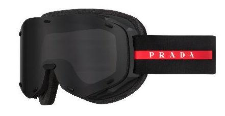 Prada Ski Goggles Black