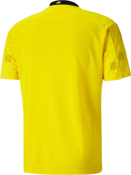 Puma Borussia Dortmund 2020 21 Yellow Cup Jersey