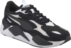 Puma Black And White Rs X³ Super