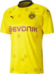 Puma Borussia Dortmund Yellow Cup Jersey