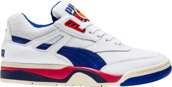 Puma Palace Guard Og White Blue Sneakers