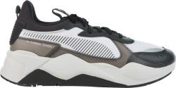 Puma Rs X Black Grey White