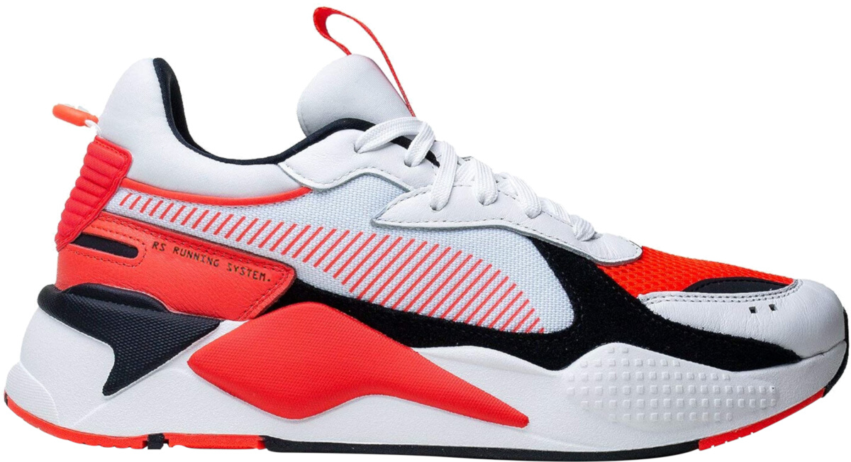 Puma RS-X Reinvention 'Red Blast' | Incorporated Style