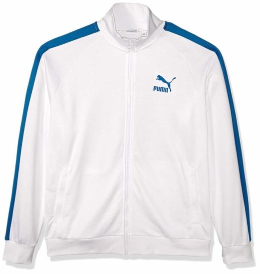 Puma White \u0026 Blue 'Archive T7' Track