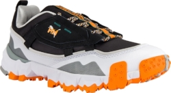 Puma X Helly Hansen Black And Orange Sneakers