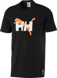 Puma X Helly Hansen Black T Shirt