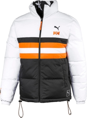 Puma X Helly Hansen White Reversible Jacket