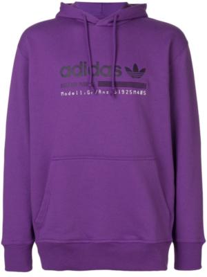 Purple Adidas Hoodie Worn By Kodak Black