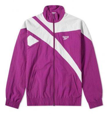 Purple Reebok Track Jacket Worn By Future