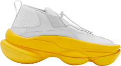 Pyer Moss White Sculpt Sneakers