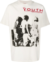 White 'Youth Reanimator' T-Shirt