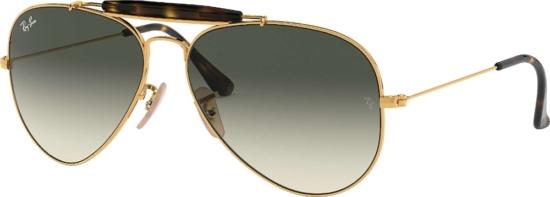 Rayban Outdoorsman Havanna Sunglasses
