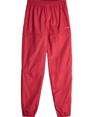 Red Balenciaga Track Pants Worn By Swae Lee