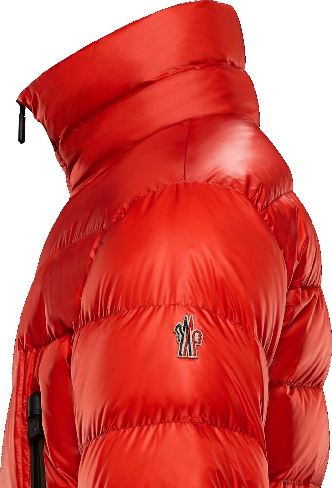 Red Moncler Jacket Worn By Nba Youngboy