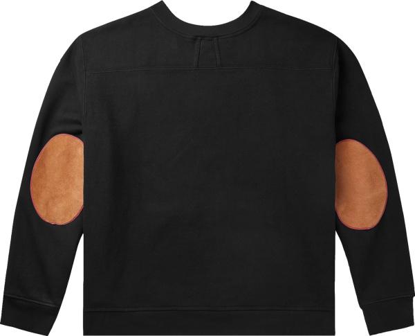Rhude Black Texas Sweatshirt