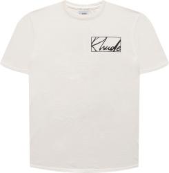 Rhude White Theorist T Shirt