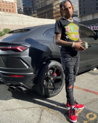 Rich The Kid Shows Off New Merch On Instagram