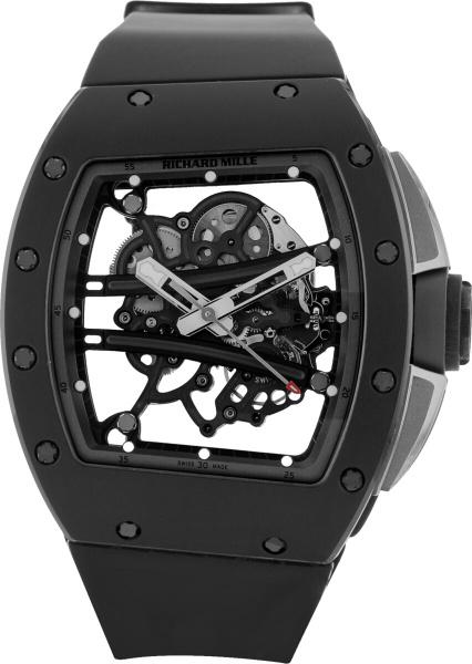Richard Mille Grey Rm61 Watch