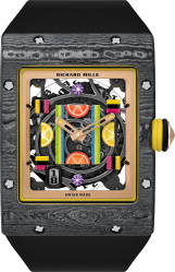 Richard Mille Rm 16 Citron Orange