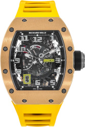 Richard Mille Rose Gold And Yellow Rm030