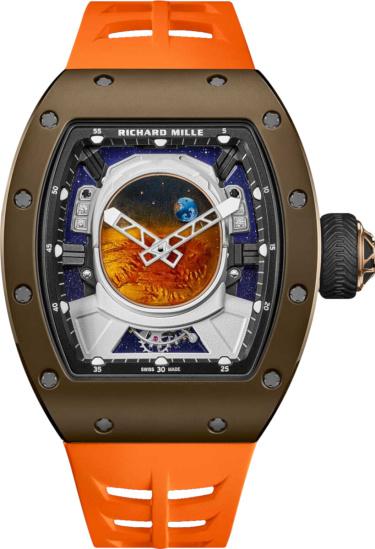 Richard Mille X Pharrell Astronaut Rm 52 05 Watch