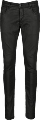 Rick Owens Black Waxed Jeans