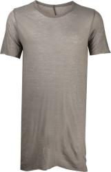 Rick Owens Dark Grey Light Weight Long T Shirt
