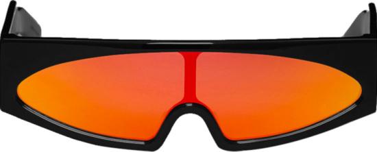 Rick Owens Gene Sunglasses
