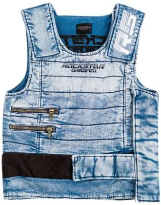 Rockstar Original Light Brando Vest Worn By Blueface In No Cappin Music Video