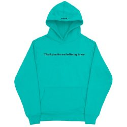 Roddy Rich Wow Remix Music Video Thank You For Nothing Hoodie