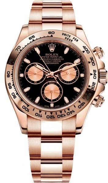 Rolex 116505bkso