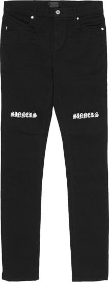 Rta Black Sinner Jeans