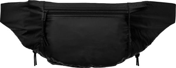 Saint Laurent Black Nylon Logo Nuxx Belt Bag