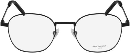 Saint Laurent Black Sl128 Glasses