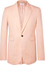 Saint Laurent Pink Wool Blazer