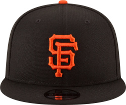 San Francisco Giants Black Snapback