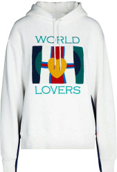 Sandro World Lovers Hoodie