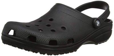 Black Crocs Worn by Ski Mask The Slump God