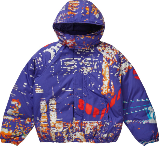 Supreme City Light Puffer Jacket