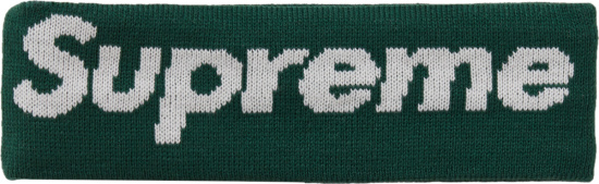 Supreme Green Headband