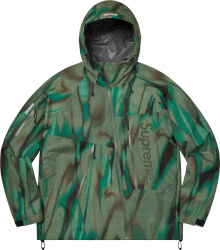 Supreme Green Paclite Shell Jacket
